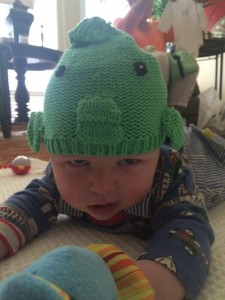 Just a cool dude in a fish hat